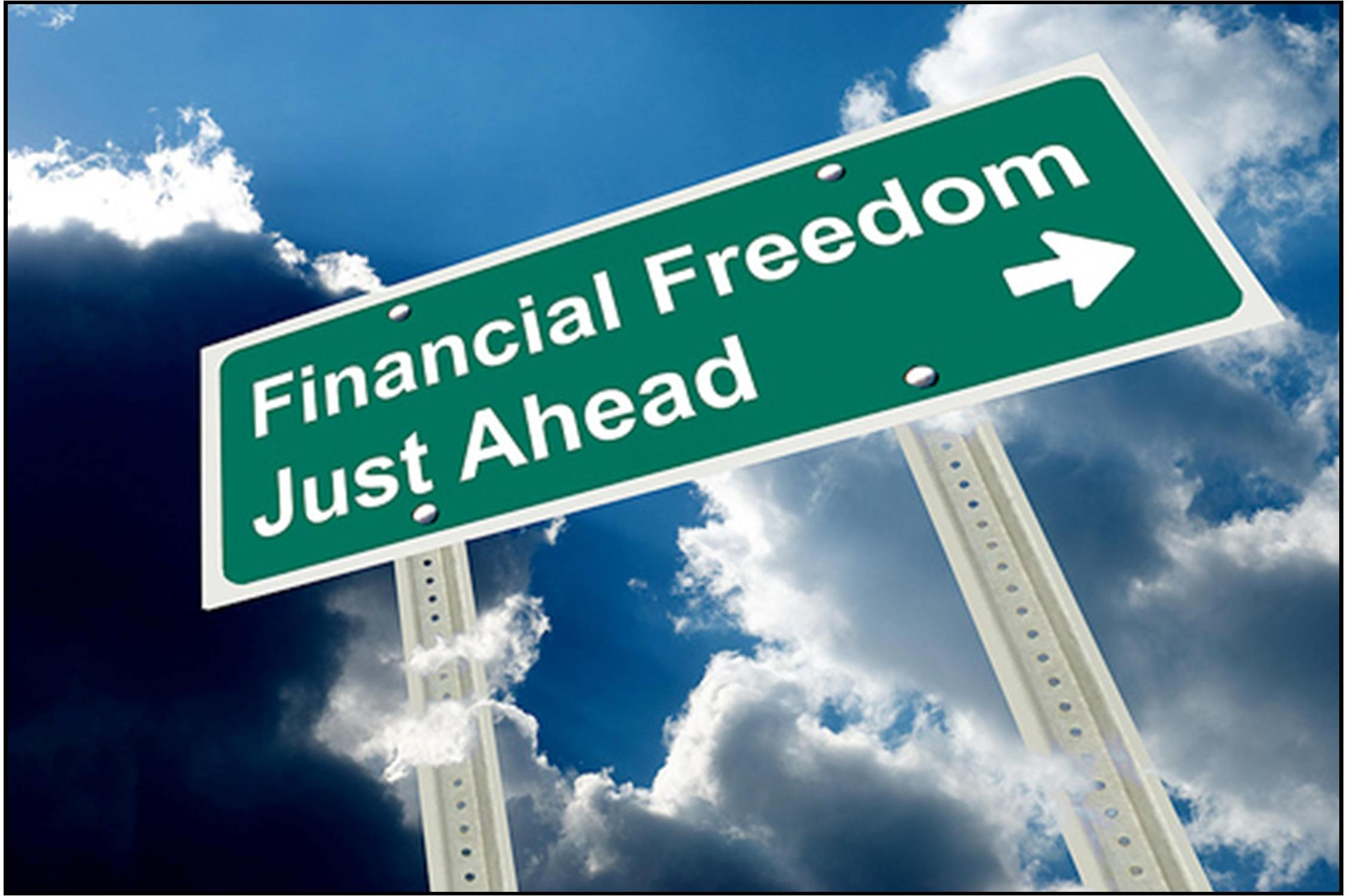 10 Steps for Obtaining Financial Freedom in 2018