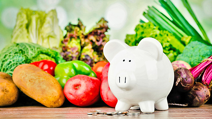 5 Ways to Eat Healthy on a Tight Budget