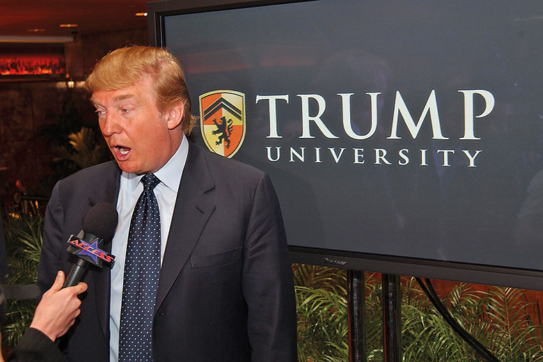 Donald Trump's 10 Worst Business Failures