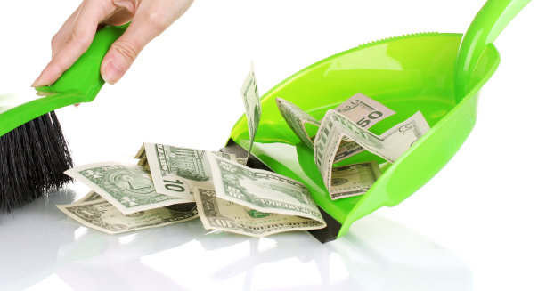 How A Little Financial Spring Cleaning Can Improve Your Bottom Line