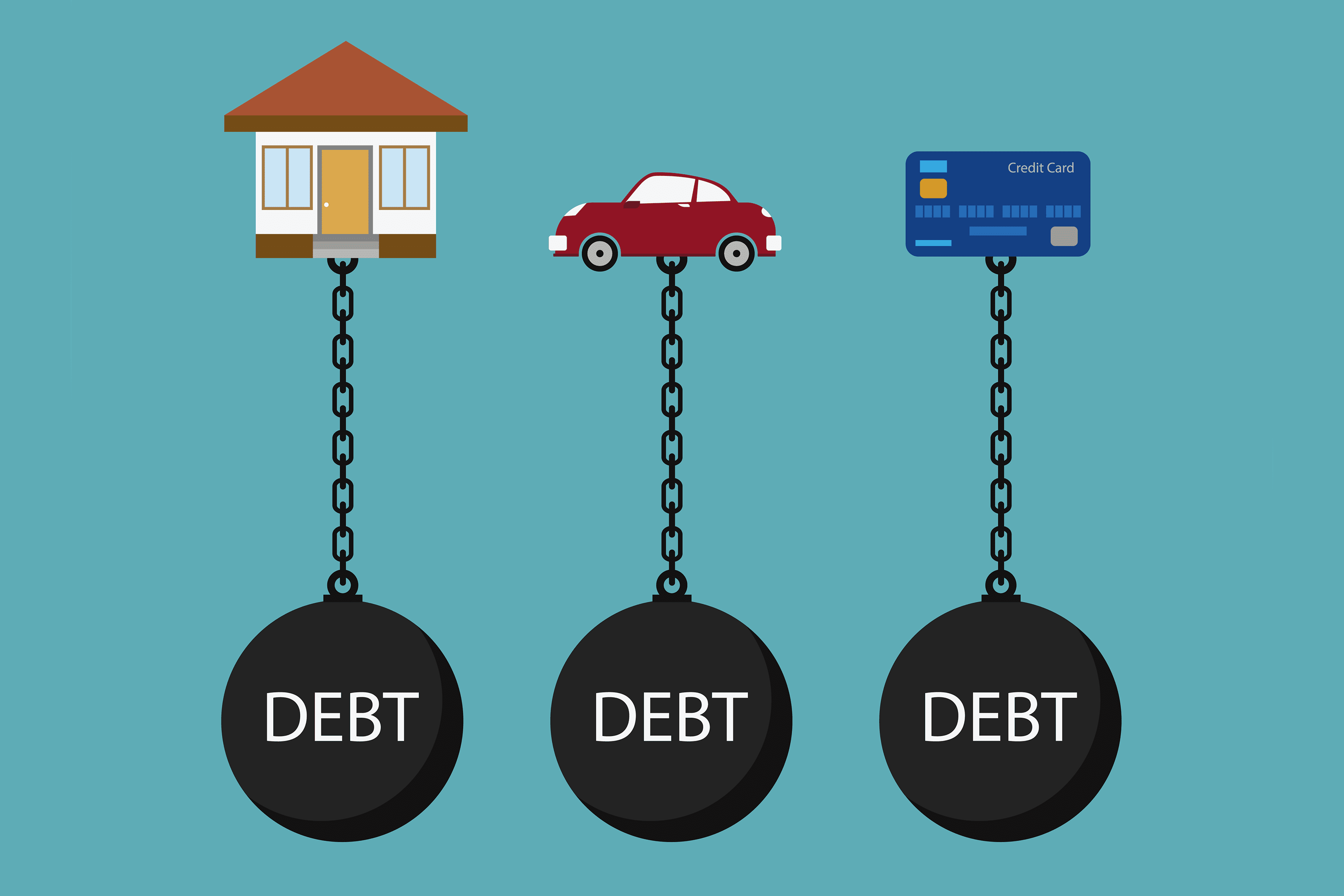 You Won't Believe How Much Debt Has Changed Since The Great Recession