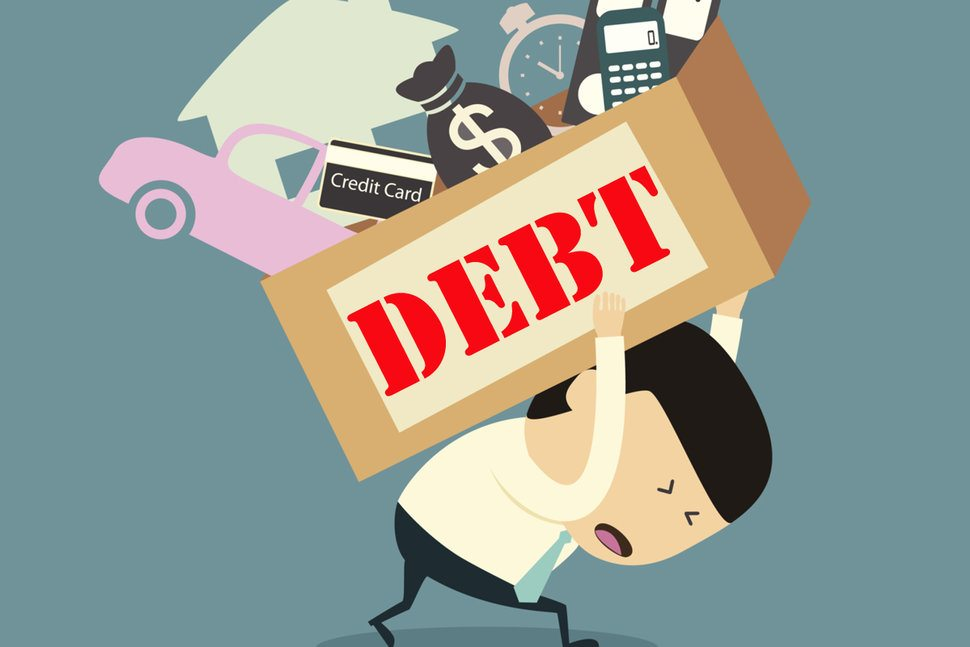 4 Strategic Steps to Help You Get Out of Debt Forever