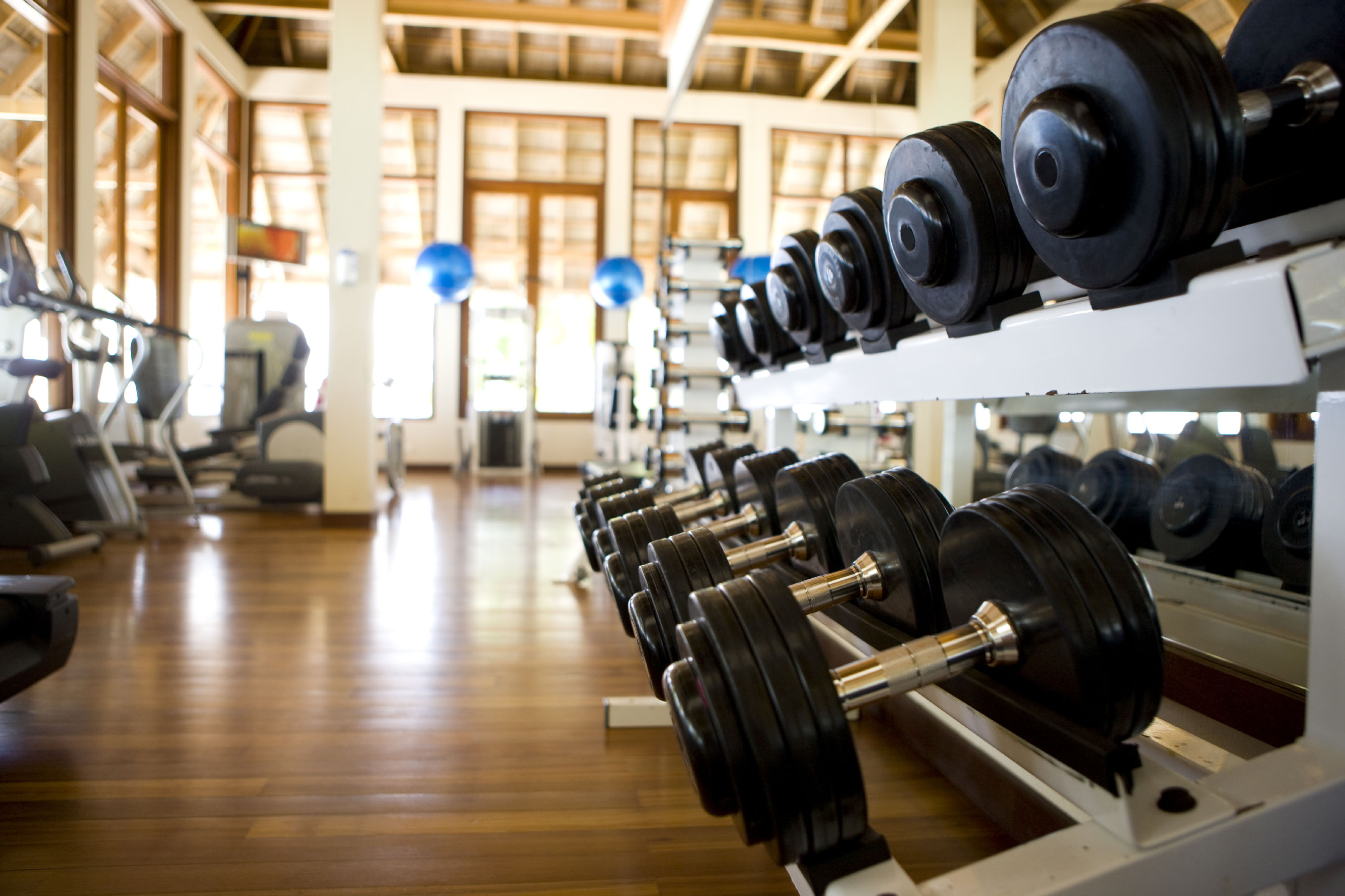 Going to the Gym Might Soon Earn You a Tax Break