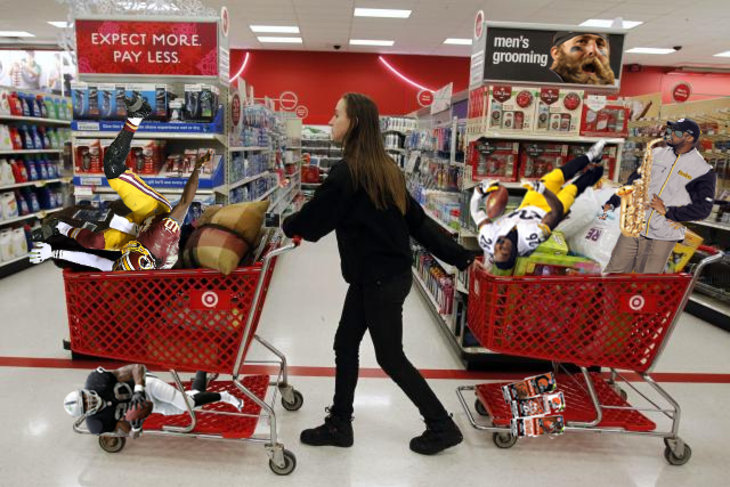 Americans Are Spending Like Crazy