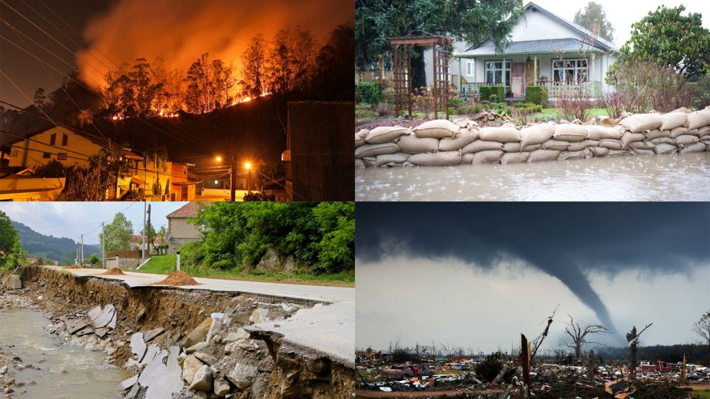 5 Steps to Keep Yourself Covered During and After a Natural Disaster