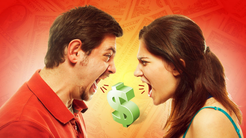How Debt and Money Problems Often Lead to Divorce