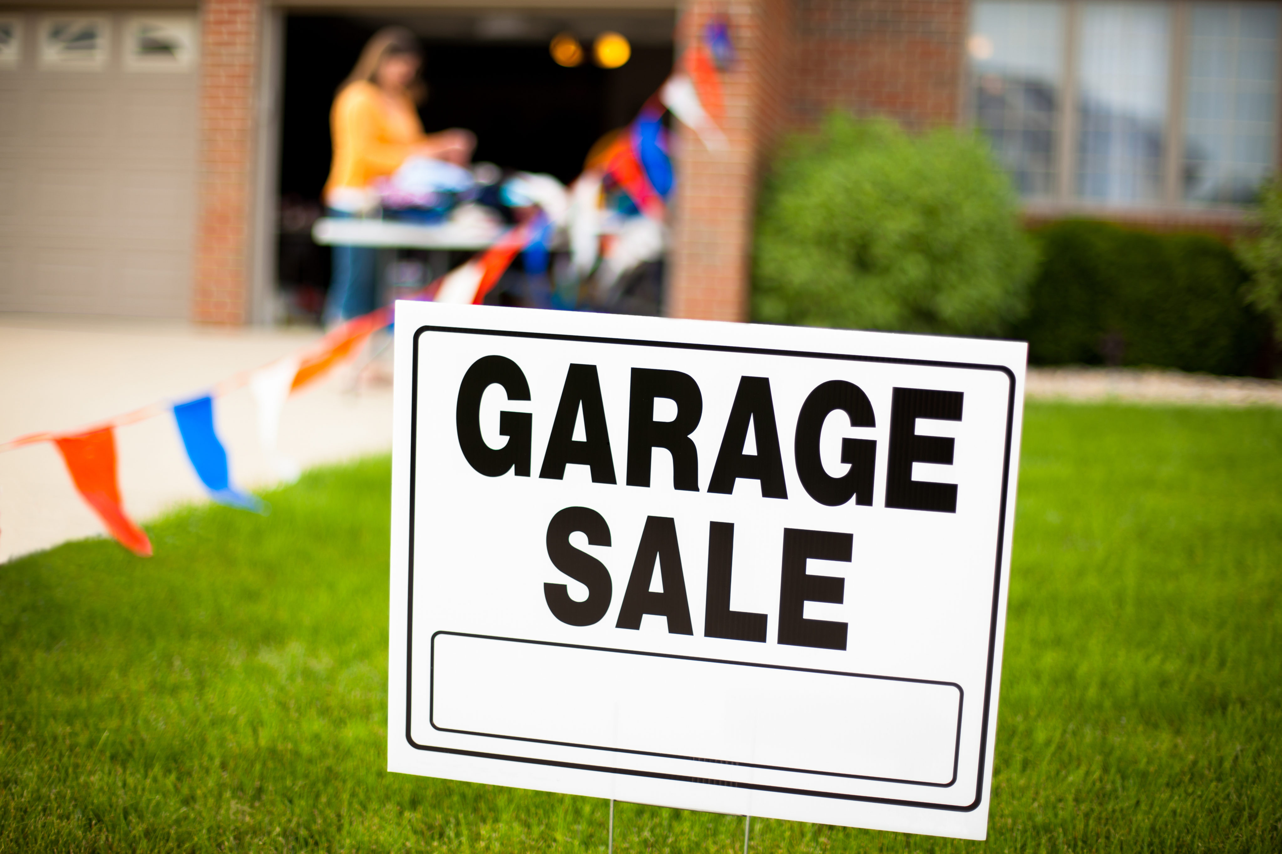 5 Strategies for Having a Successful Garage Sale
