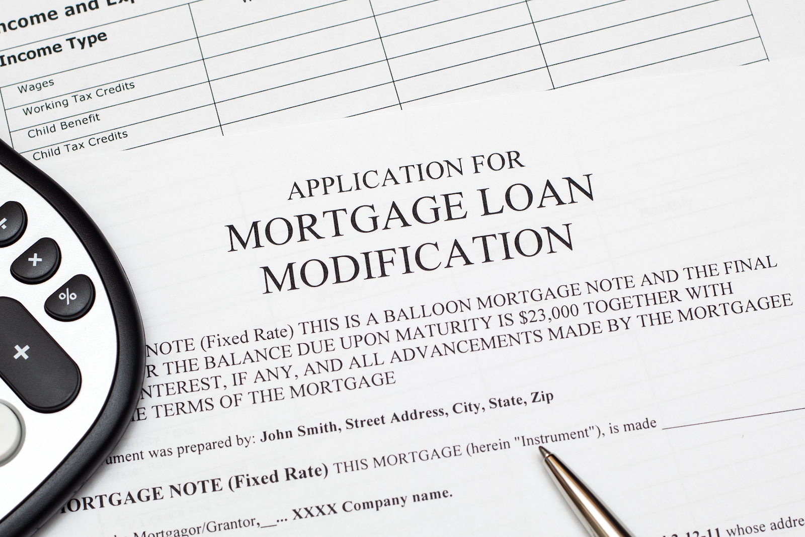 What is a Home Loan Modification and Can It Help You?