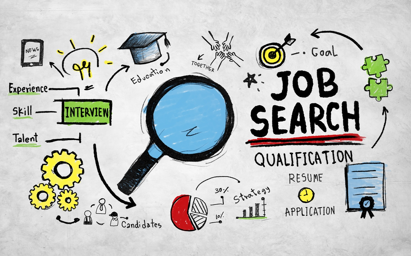 Graduating College and Looking for a Job? Here Are 6 Job-Hunting Tips