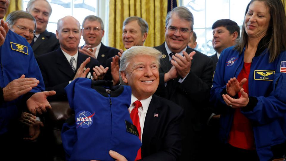 Trump Wants to Take Pell Grant Money to Give NASA a Funding Boost