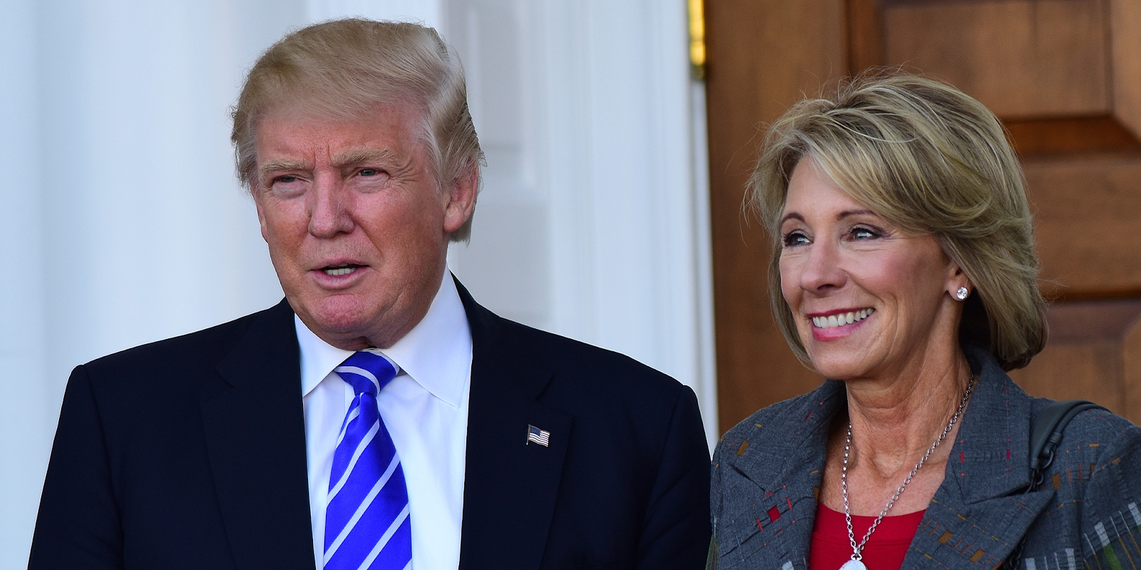 Secretary DeVos Thinks 2020 Might Be the Perfect Time to Step Down