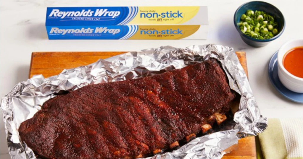 Reynolds Wrap is Looking for Someone to Grill and Eat Ribs for $5,000 a Week!