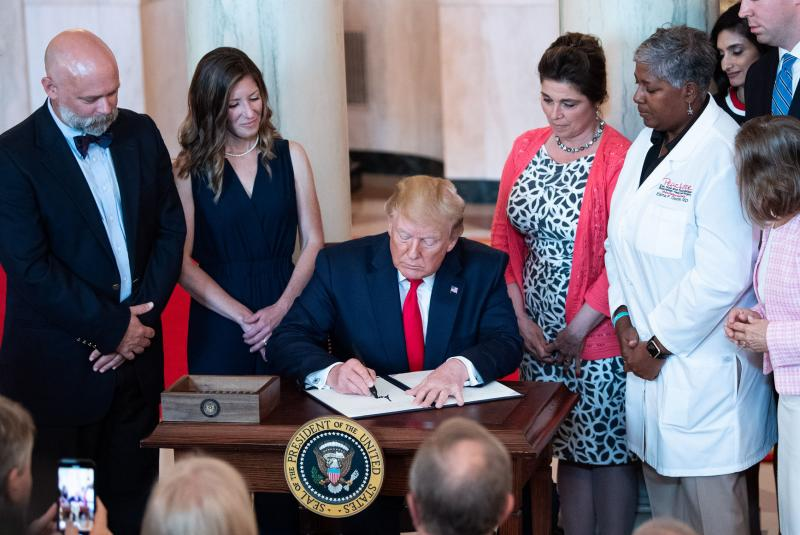 Trump Pushes Hospitals to Be More Transparent with Executive Order