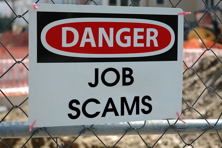 How to Spot and Avoid Job Scams