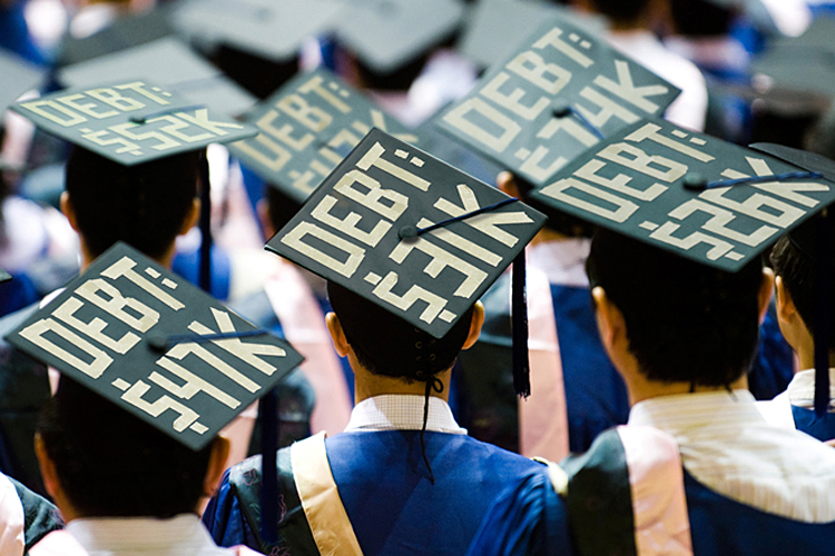 Americans are Stressed About Money, Especially Student Loans