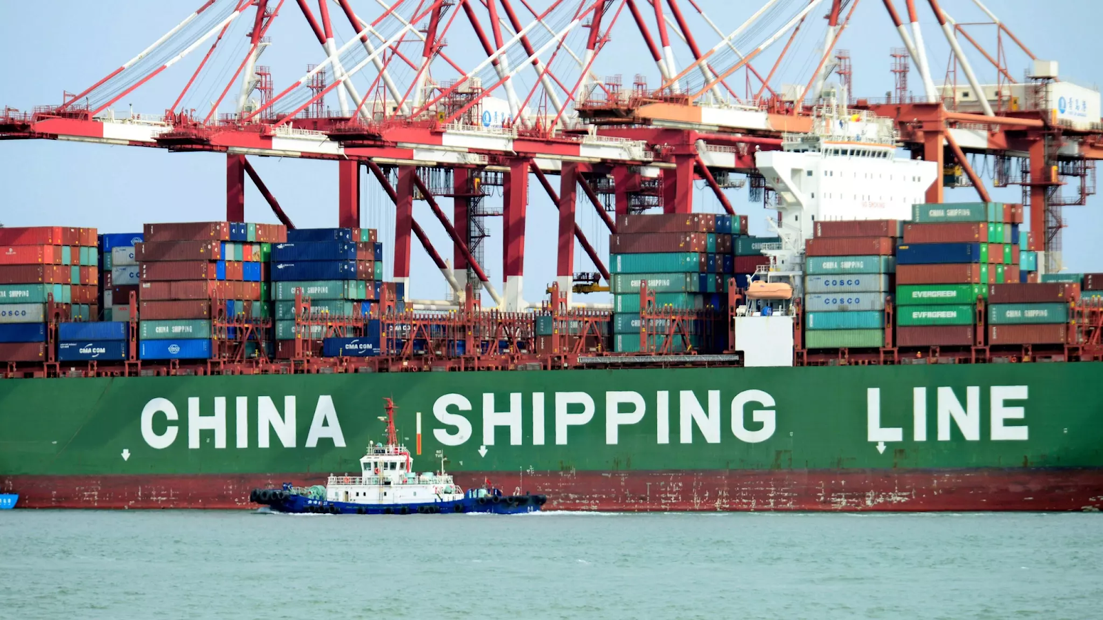 Chinese Exporters Finding a Unique Way to Skirt Past Trump's Tariffs