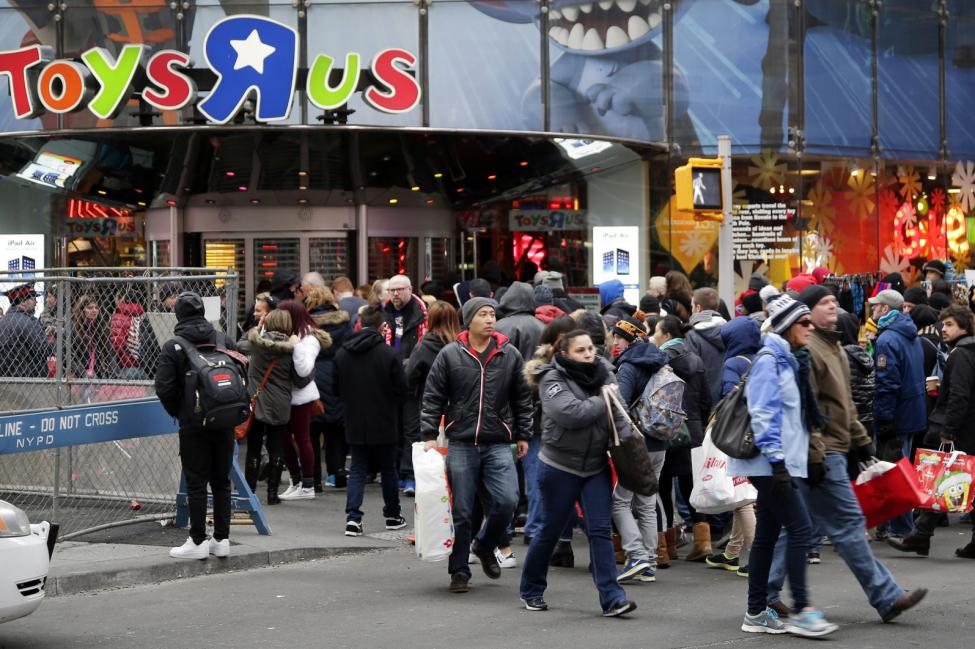 Toys 'R Us is Looking to Make a Major Comeback by Christmas