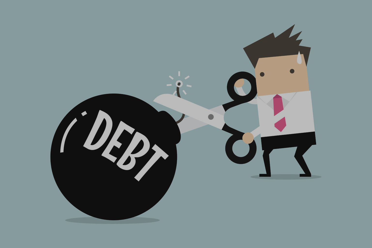 5 Ways to Get Out of Debt for Good