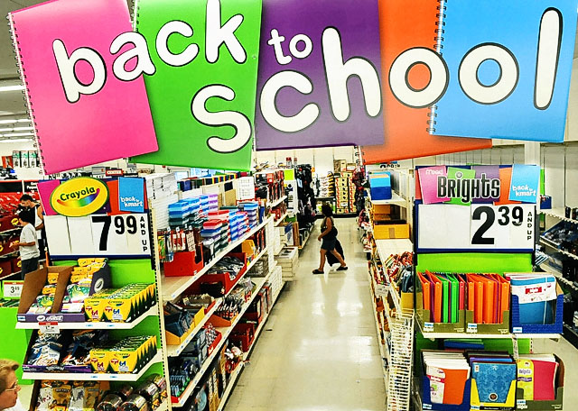 5 Ways to Survive Back-to-School Shopping
