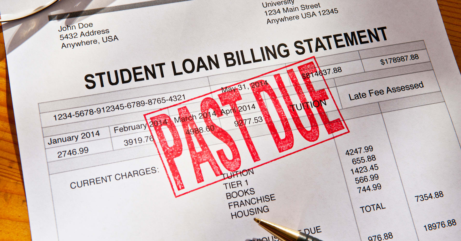 Young Adults with Student Loan Debt are Poorer than Originally Thought