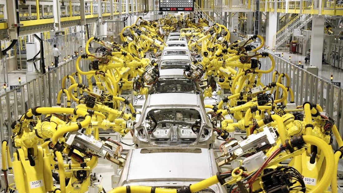 Robots Expected to Take 20 Million More Manufacturing Jobs by 2030