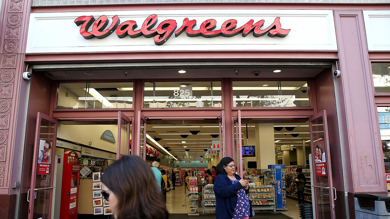 Walgreens Testing Drone Delivery Service