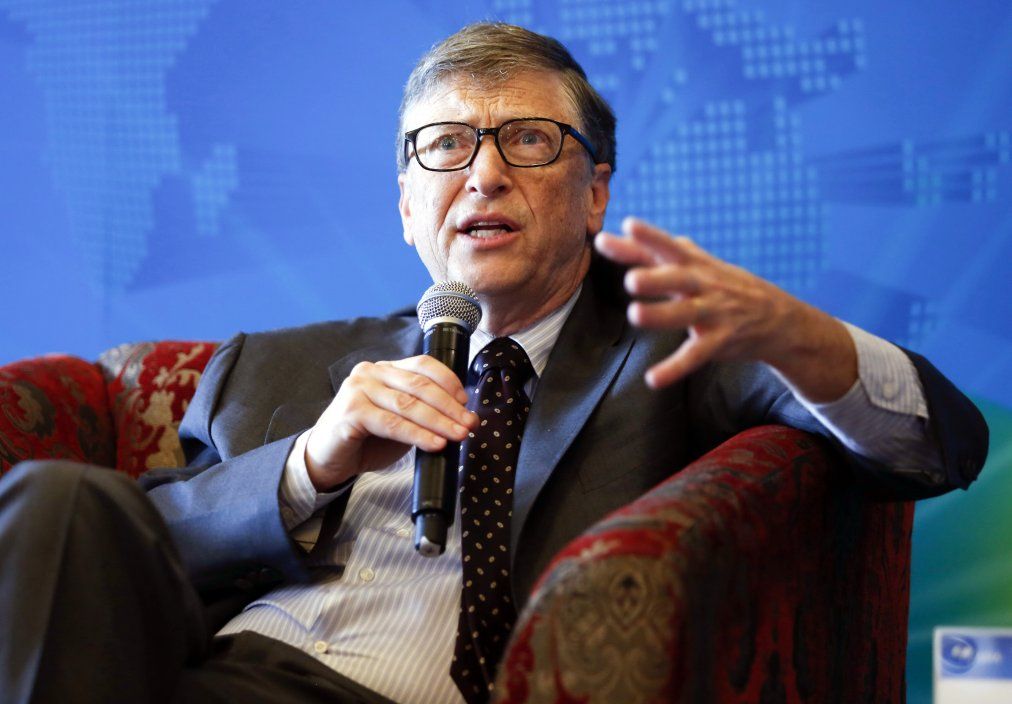 Here's What Bill Gates Said Recently About Implementing a Wealth Tax