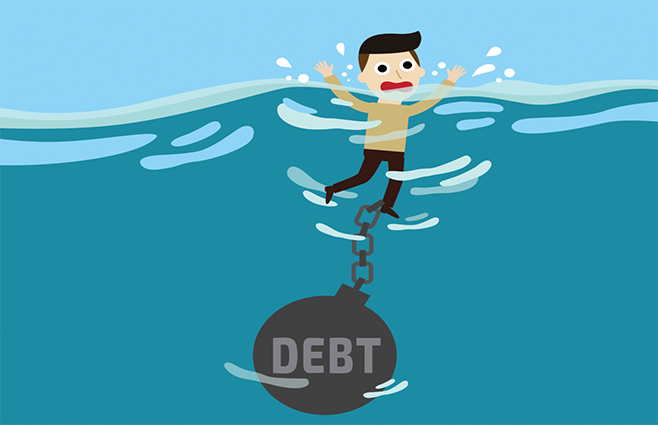 Large Number of Americans Expect to Have Debt the Rest of their Lives
