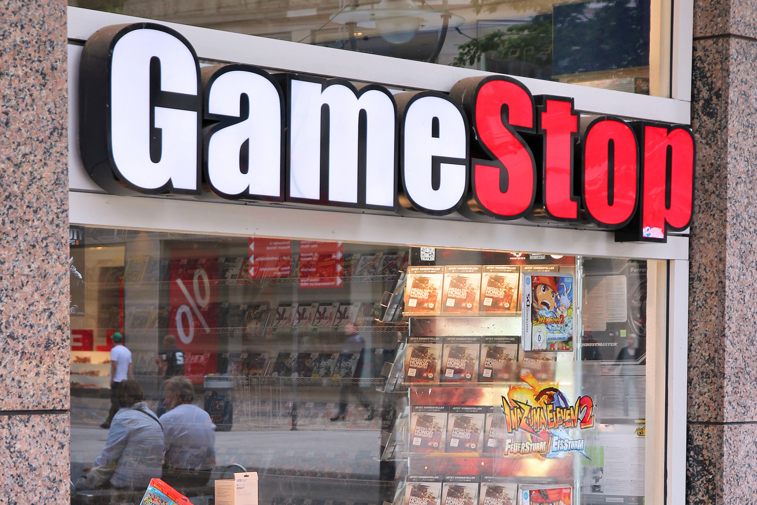 GameStop is Closing Another 200 Stores