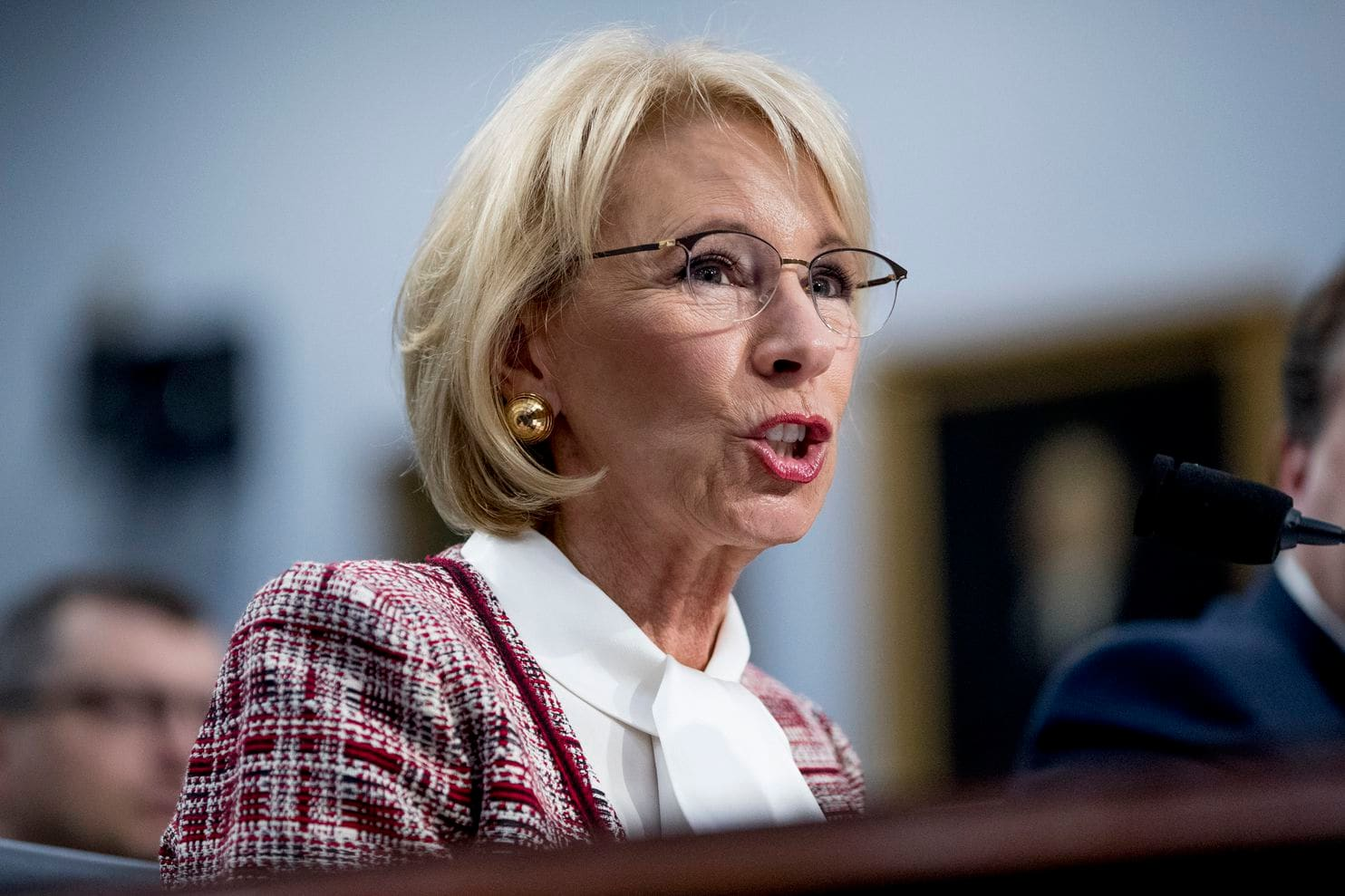 Betsy DeVos Held in Contempt for Violating Court Order to Stop Student Loan Payments