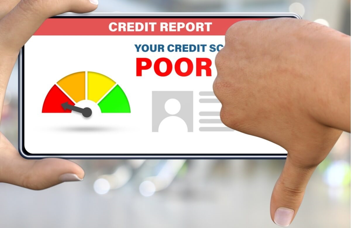 5 Reasons Why Your Credit Score Went Down