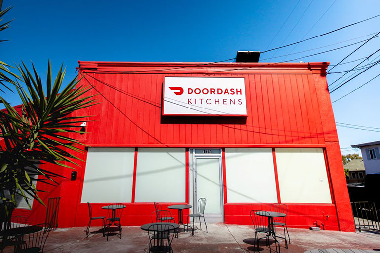 DoorDash Is Creating a Virtual Kitchen that Delivers