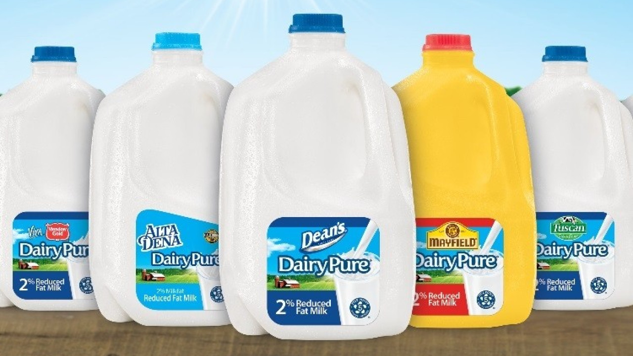America's Largest Dairy Supplier Files for Bankruptcy as Sales Slump