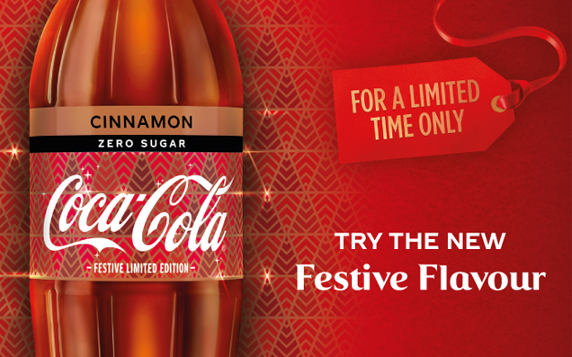 Are You Ready for Cinnamon Coke this Holiday Season?